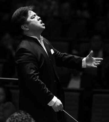 李飚与俄罗斯国家新西伯利亚爱乐乐团 新年音乐会