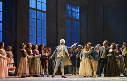 国家大剧院歌剧电影  《费加罗的婚礼》