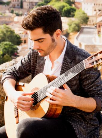 米洛什—古典吉他之声音乐会(主办)