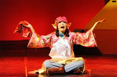 花季·苏艺儿童剧场 小魔盒童话梦工坊《小蝌蚪找妈妈》《老鼠嫁女》《三个和尚》