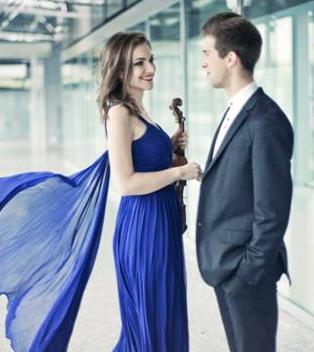 爱乐之声--苏州市公共文化中心2018室内音乐演出季《爱乐之声手风琴小提琴二重奏》