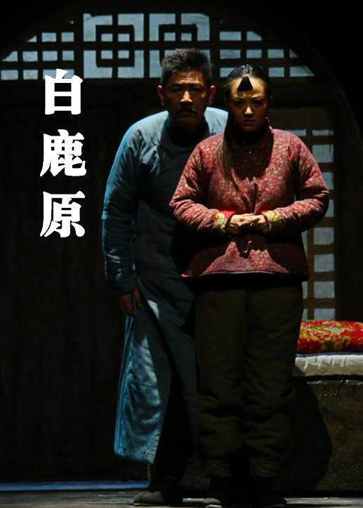 2017,戏剧和你,都是风景 陕西人民艺术剧院话剧《白鹿原》(主办)