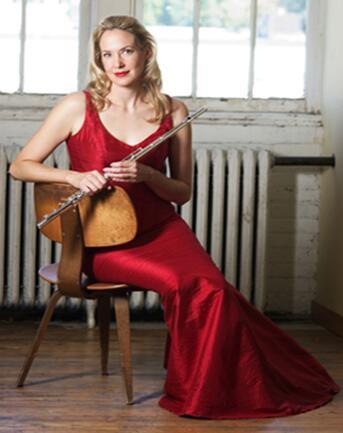 """《当长笛相遇吉它""""静谧的火花"""" 》 美国长笛大师琳达&塞尔维亚吉它大师玛雅"""