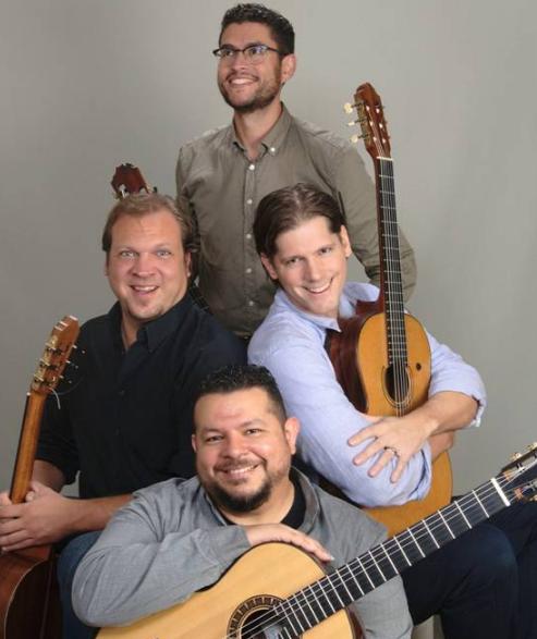《美国学院派吉他组合的代表乐团》音乐会