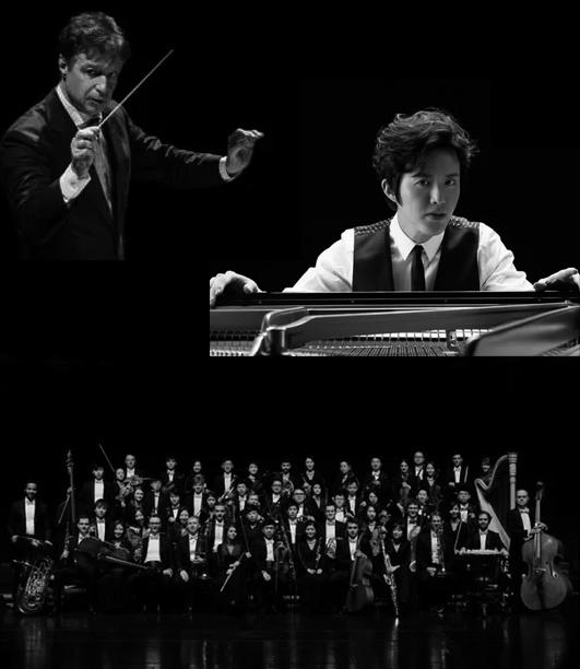 献礼十周年--阿巴多、李云迪携手苏州交响乐团音乐会 (主办)