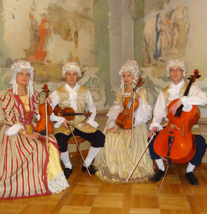 2016环球音乐巡礼之 皇家礼赞—维也纳莫扎特弦乐四重奏音乐会