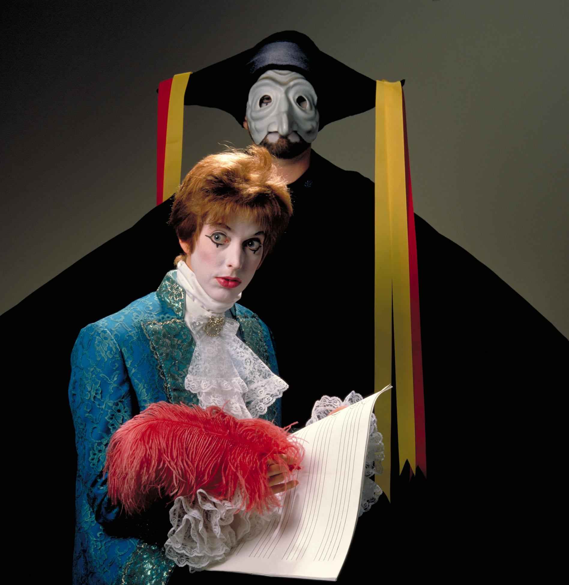 苏州交响乐团特别策划——魔术圈默剧团《莫扎特奇遇记》