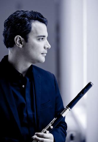 法国长笛大师朱利安.博迪芒大师班