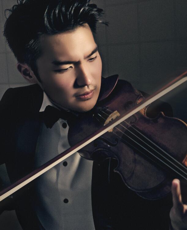 陈锐小提琴独奏音乐会(主办)