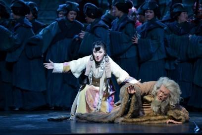 国家大剧院歌剧电影  《图兰朵》